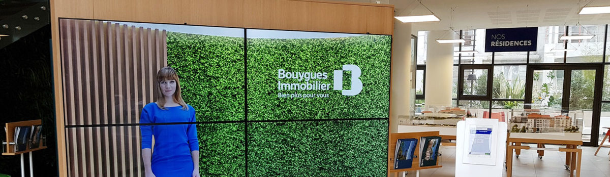 Virtual Concierge Toulon, Bouygues Immobilier